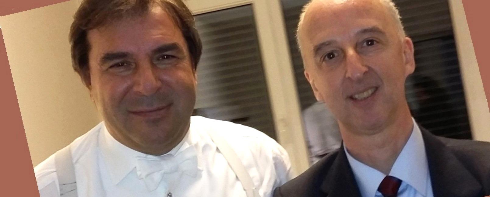 Con Daniele Gatti